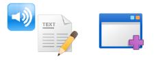 電子ブック作成ソフトNSC特徴 - ドラッグ&ドロップで作成イメージ画像