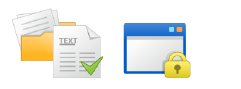電子ブック作成ソフトNSC特徴 - 複製防止機能イメージ画像