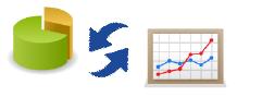 電子ブック作成ソフトNSC特徴 - 低コスト・スピーディな導入イメージ画像